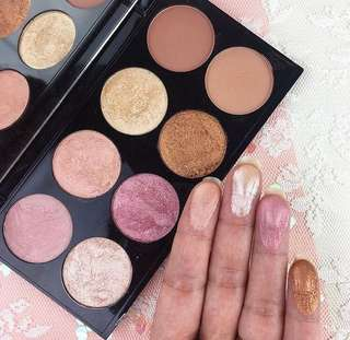 Makeup Revolution Golden Sugar 2 Palette
