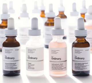 (INSTOCK) THE ORDINARY - Skin Care
