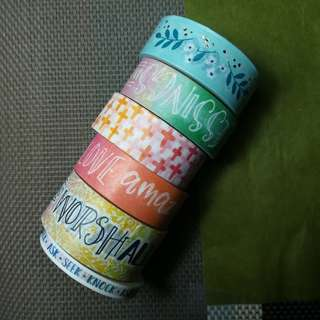 Washi tape set 1