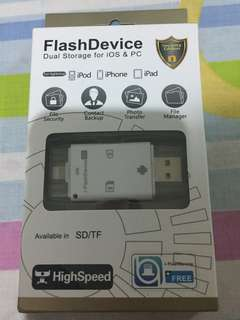 Flash device
