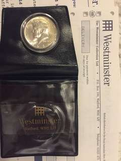 Westminster JFK Commemorative Half Dollar