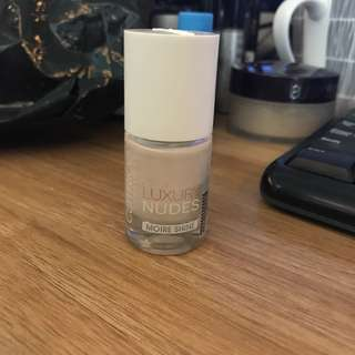 Luxury nude - moire shine