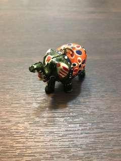 Wooden Elephant (Mini)