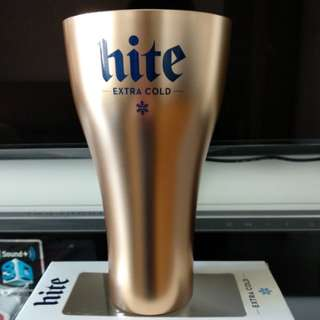 Extra Cold  超輕身型格銅色凍杯