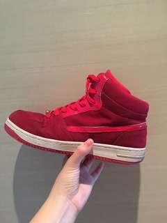 DC Comics Red Superman High Cut shoes