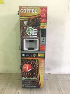 Mesin Kopi Air Panas
