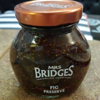 New Fig Preserve