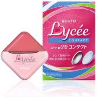 Brand New Rohto Lycee Eye Drops