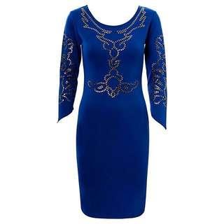 LAST PIECE!! BRAND NEW - Bodycon Midi Dress from UK