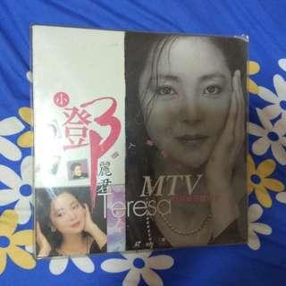 LD Disc Deng li jun