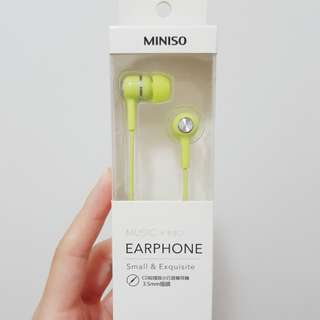 Music earphones