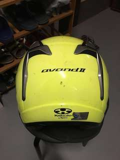 Kabuto OGK Avand II Open Face Helmet