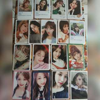 WTS TWICE PCS
