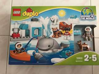 Lego Duplo Around the World 10803