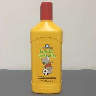 Hair Wash for Kids