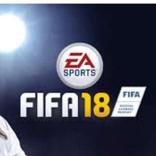 Fifa 18 coins (Xbox)