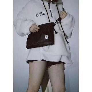 Bape crossbody bag