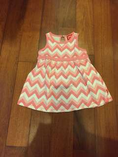 NEW Miki girls dress