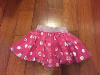 NEW Disney girls skirt