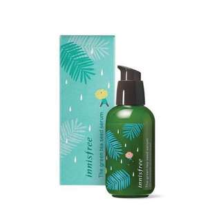BN Innisfree Jumbo Green Tea Seed Serum Limited Edition (160ml)