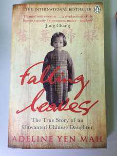 Falling Leaves_The true story of an unwanted chinese daughter