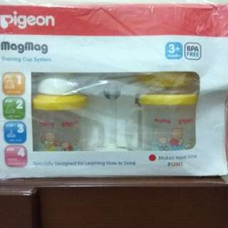 #mom ria Pigeon Magmag Training Cup