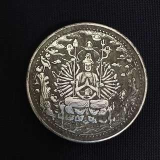 👉 Kwan Yin Holy Coin