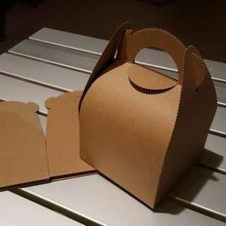 Kraft paper box (5 per pack)
