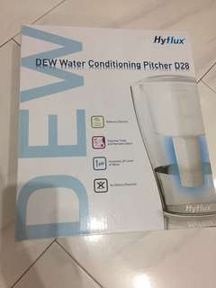 Hyflux Dew Water Conditioning Pitcher