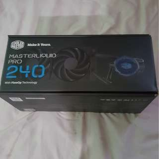 CPU LIQUID COOLER  MASTERLIQUID 240