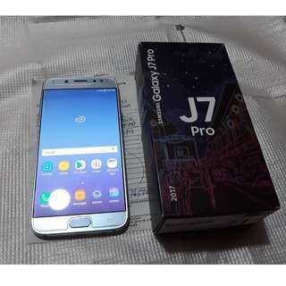 For sale J7 pro 2017