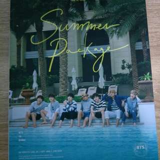 [WTS] BTS SUMMER PACKAGE IN DUBAI