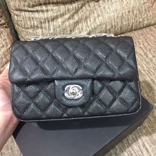 Chanel Mini Rectangle Caviar