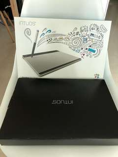 Wacom intuos creative pen tablet M