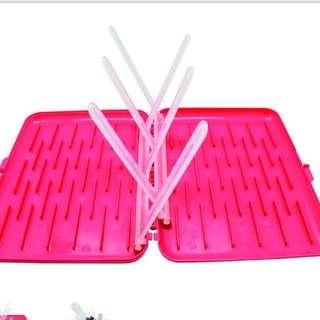 B.Box Travel Drying Rack (Raspberry)