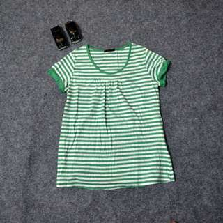 Ankl striped tee