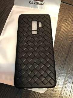 Samsung S9 Plus BV 編織 全包機套
