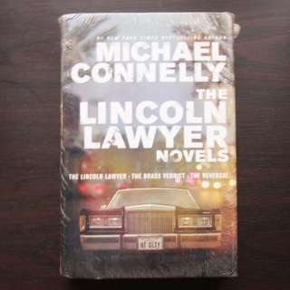 The Lincoln Lawyer Novels by Michael Connelly (Hardbound)