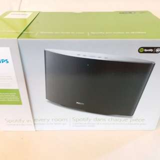 Philips Spotify speaker SW700M