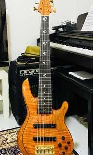 YAMAHA JP 6string bass gtr