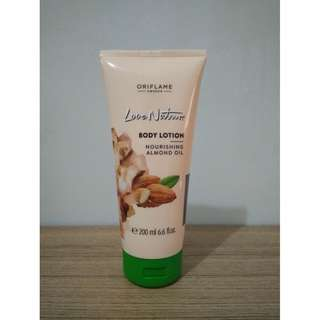 Love Nature Body Lotion Nourishing Almond Oil