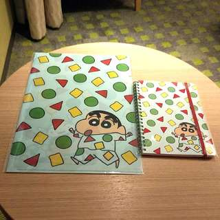 RARE!!! PREORDER FOR 4DAYS ONLY!! DIRECT IMPORTED FROM JAPAN!! 100% AUTHETNIC CRAYON SHIN CHAN'S LINE A5 SMALL NOTEBOOK 50 SHEETS!! LIGHTWEIGHT & HANDY!! SUPER KAWAII AND RARE!! ONLY AVAILABLE IN JAPAN!! SHIN CHAN'S FAN!! HURRY!! ORDER NOW!!