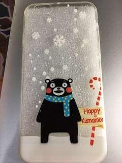 熊本熊iphone6/6S case