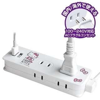 Hello Kitty USB Adaptor