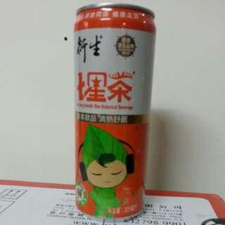 衍生七星茶(24)罐裝飲品