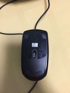 HP laptop mouse
