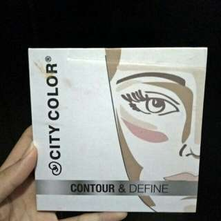City Color Contour & Define