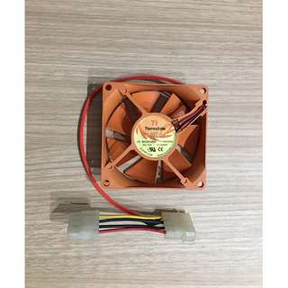 Thermaltake 80mm Fans
