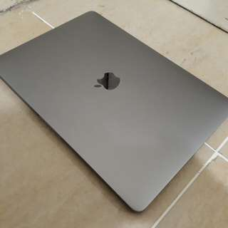 Retina Macbook Pro core i5 13 inch 2016 space gray 256gb 8gb ram