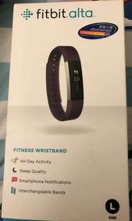 Fitbit Alta 全新品 L size